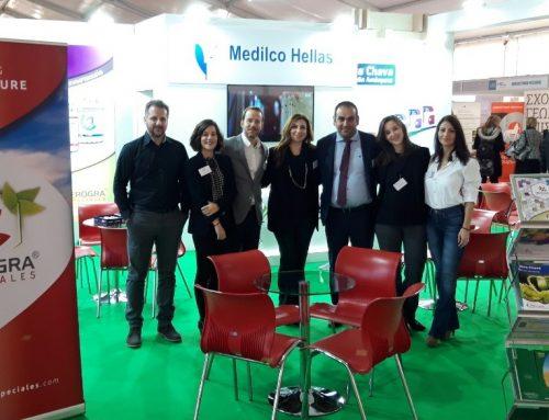 Η Medilco Hellas στην έκθεση Agrothessaly 2019