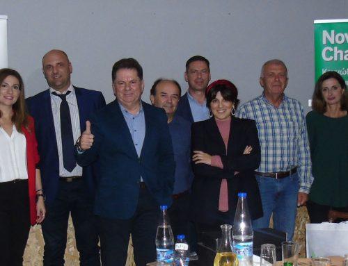 Ενημερωτική Παρουσίαση της Medilco Hellas στον Πύργο Ηλείας